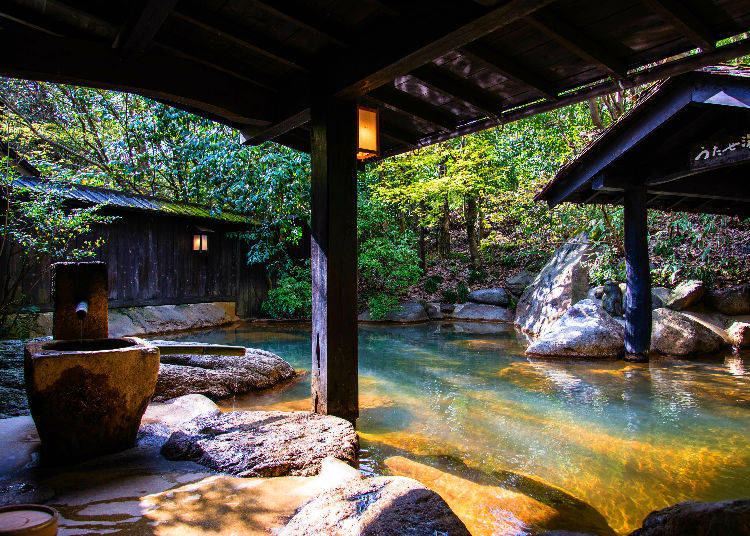 Onsen Manners