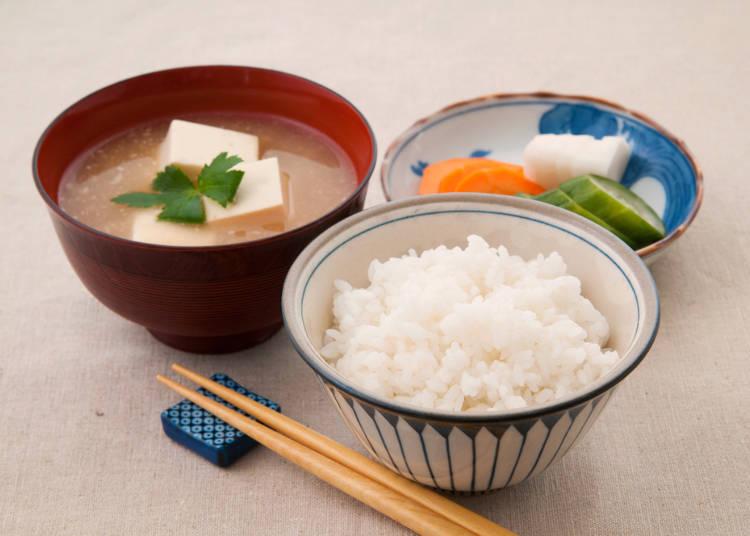日本の朝食をもっと楽しみたい!