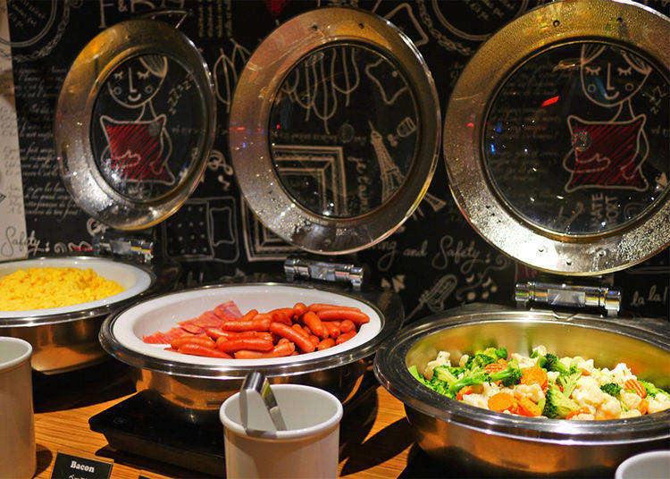 All-You-Can-Eat Breakfast Buffet in Shinjuku: Kickstart Your Day for Just 1,300 Yen!