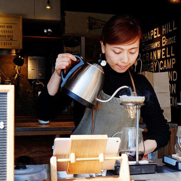 來去蔵前散散步吧! 職人咖啡與雜貨文具的文藝小巡禮
