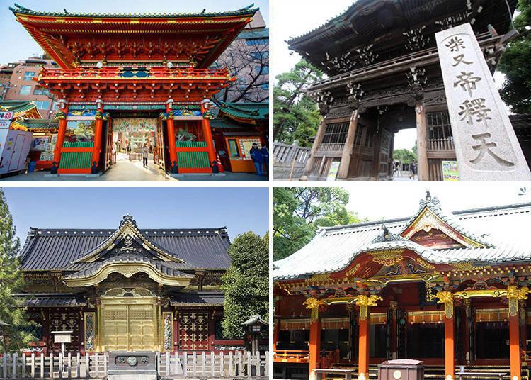 理由五 : 遍布百年历史的寺院、蕴含东西方文化荟萃之美的建筑文物
