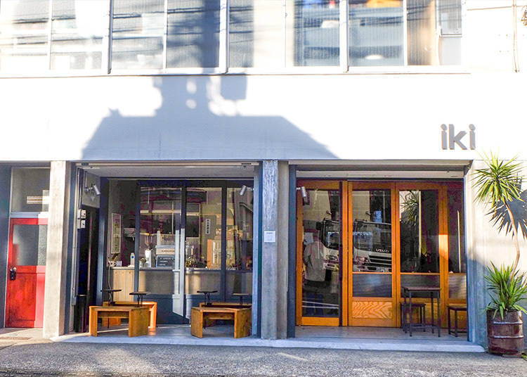 理由七 : 新店纷纷入驻,与老店毗邻而立新旧交织的多样风貌