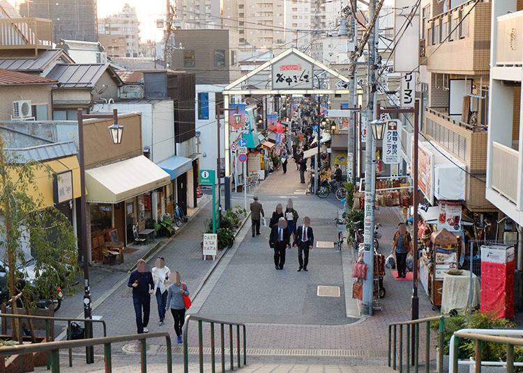 會讓你從此愛上東京老街區的10大理由 : 理由一 : 緩慢的步調、樸實的生活氣息