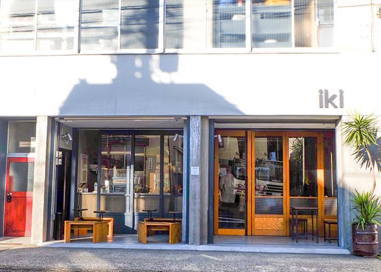 理由七 : 新店紛紛入駐,與老店毗鄰而立新舊交織的多樣風貌