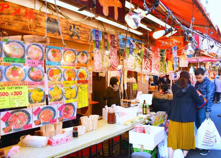 Minatoya (Seafood bowls, Takoyaki)