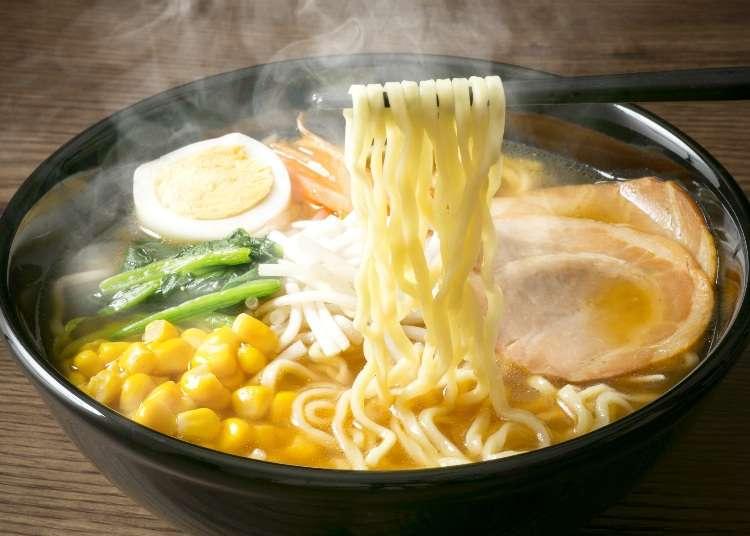 世界が認める日本のラーメン、うどん、蕎麦だけど外国人に嫌われているNo.1は?外国人に聞いてみた!