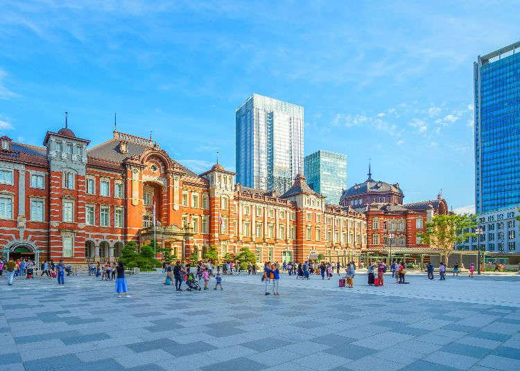 6 Choice Souvenirs and Restaurants at Tokyo Station, the Shopping & Food Paradise!
