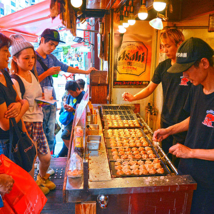 12 Incredible Japanese Street Foods You Need To Try Right Now!