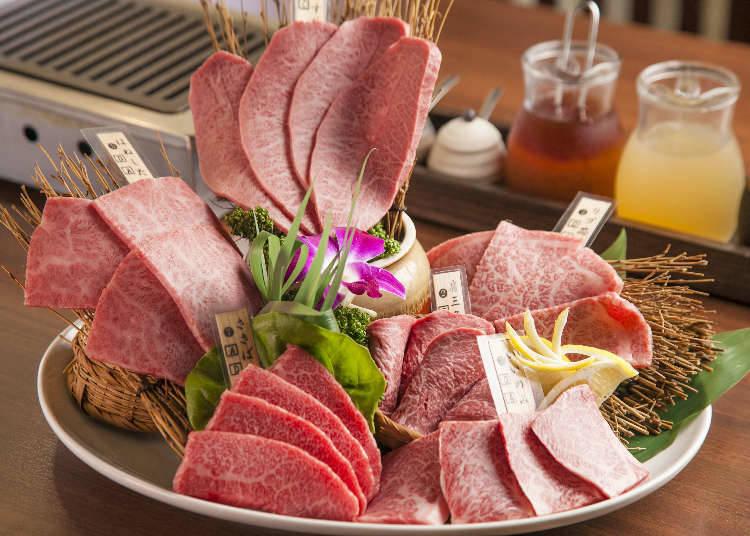 【9】在上野「房家」來場和牛饗宴