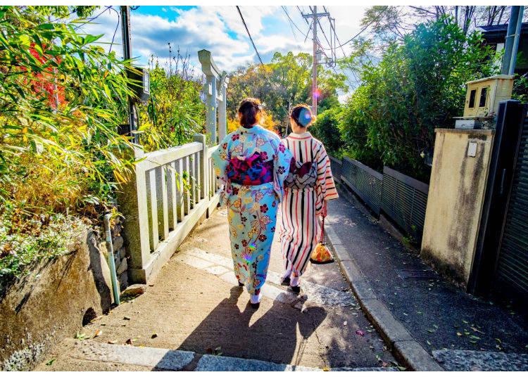 친절한 이미지가 있는 일본?!