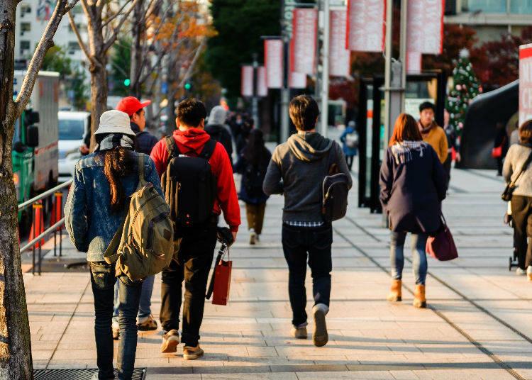 日本的國際化使親和力變成了自我防衛