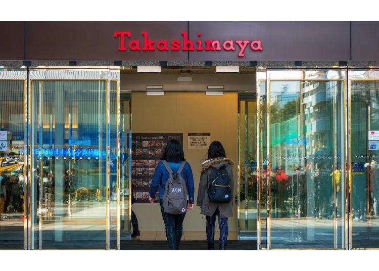 도쿄 니혼바시 다카시마야의 인기 쇼핑 리스트!