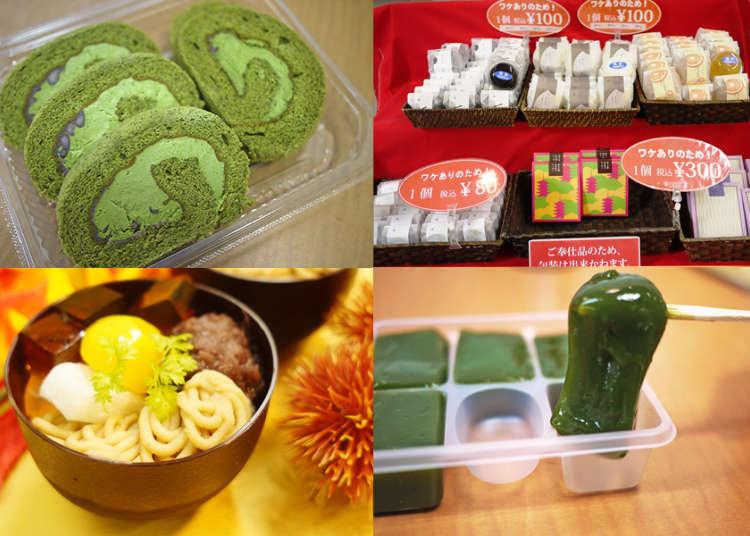 甜點控的私房口袋名單ー京都甜品老舖「京はやしや(京林屋)」東京工廠直營店
