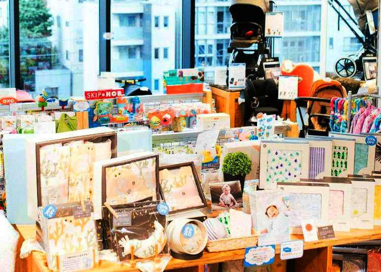 일본 유아용품에서 생활용품까지! 도쿄에서 추천하는 가게 5곳!