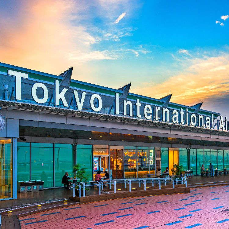 直到上飛機前都要好好玩透日本!羽田機場美食&購物指南