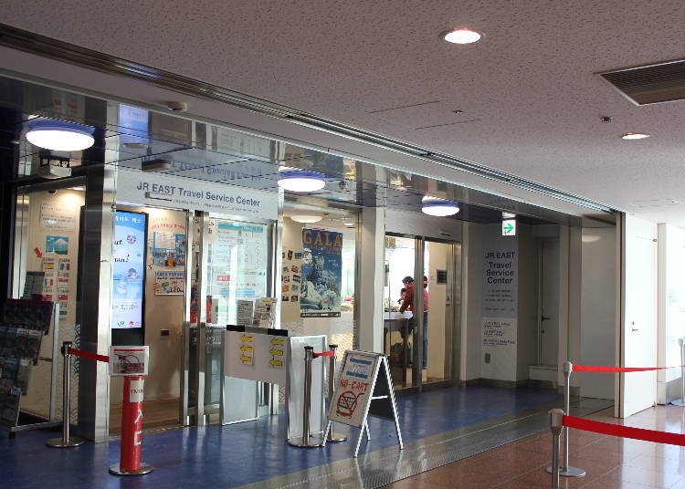 how to buy tokyo monorail ticket