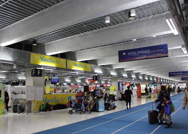 為東京之旅尾聲畫上完美句點 超實用成田機場常見Q&A