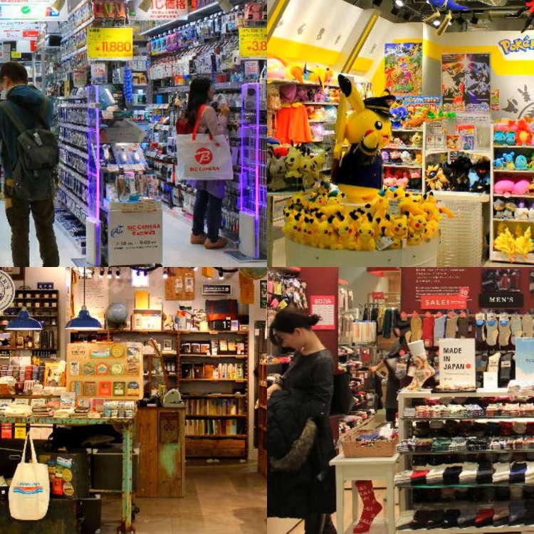 Narita Airport's Top Shops to Score Last-Minute Souvenirs!