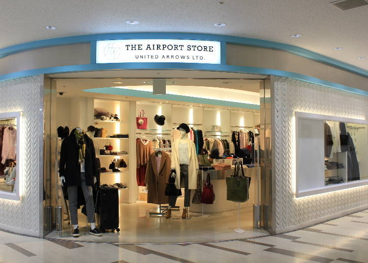 The Airport Store United Arrows – Terminal 2, 4F