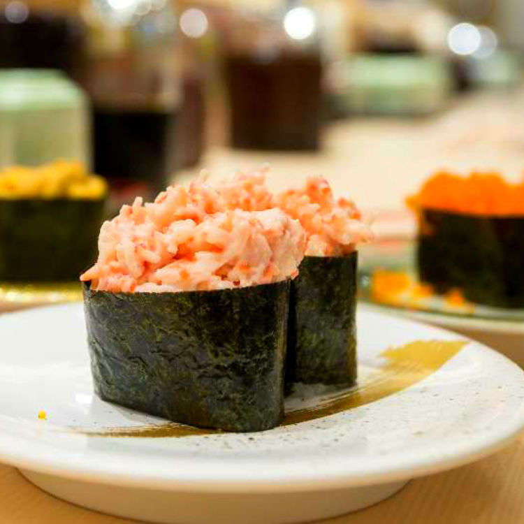 Conveyor Belt Sushi Tokyo: What Japanese Sushi Toppings Do International Gourmets Like and Hate the Most?