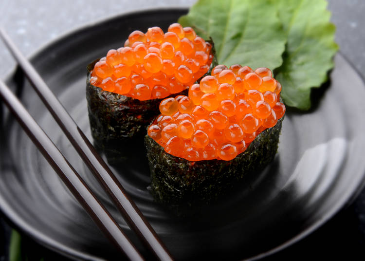 あの高級食材がなぜ不評?外国人が嫌いな寿司ネタNo.1は「いくら」