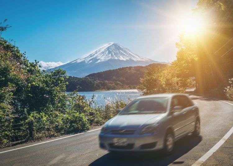 일본여행을 위해 렌터카를 빌리기 위한 조금 더 섬세한 9가지 정보