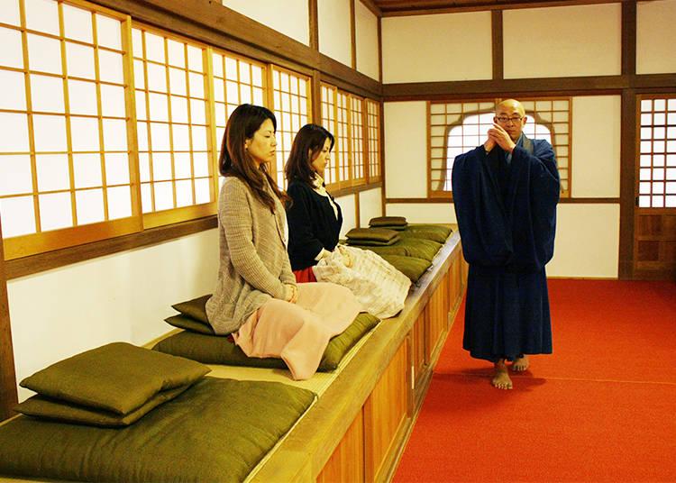4) Taiyoji: A Calm, Buddhist Temple Stay Deep in the Mountains (Chichibu City, Saitama)