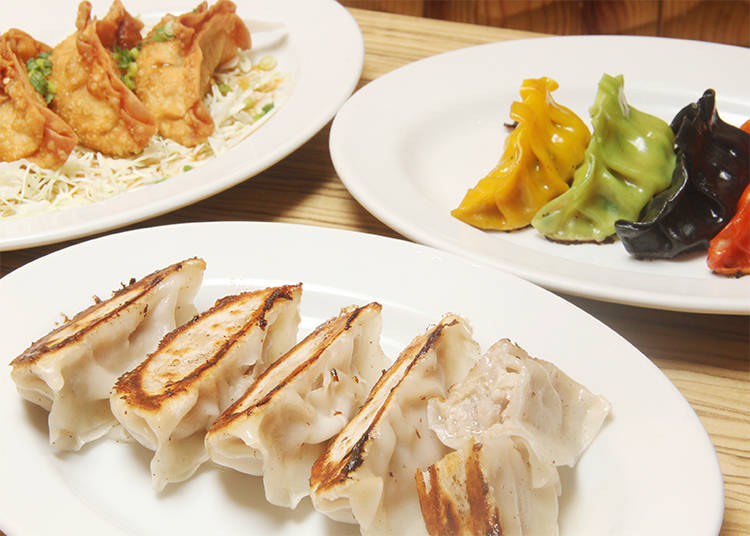 Getting to Know Gyoza – All About the Dumplings