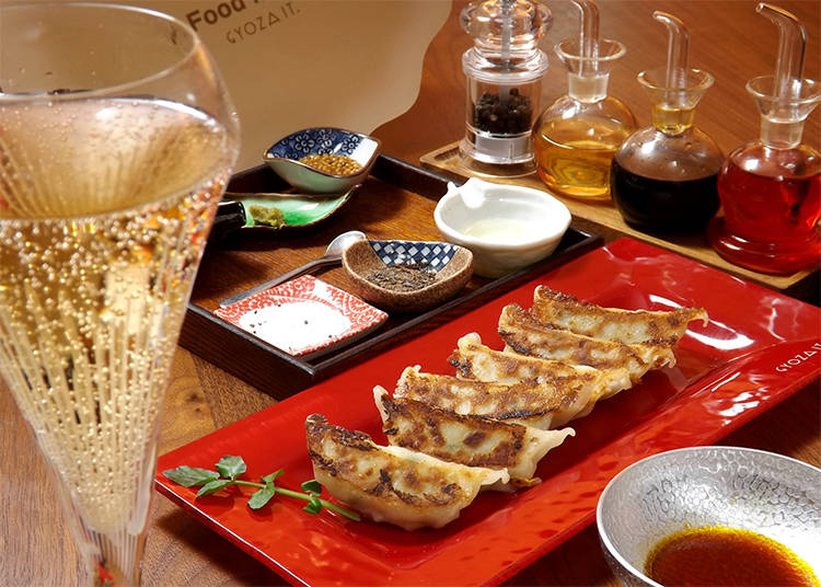 3) GYOZA IT: The Fanciest Place to Enjoy Authentic Dumplings?
