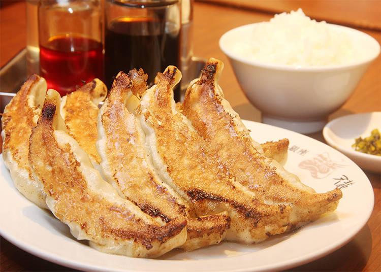 【銀座】東京ジャンボ餃子の元祖!「銀座 天龍」で老舗の名物餃子にトライ