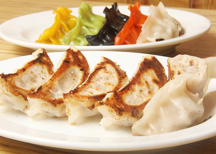 【新宿】 日本の居酒屋文化を体感&種類豊かな餃子が味わえる「新宿 駆け込み餃子」