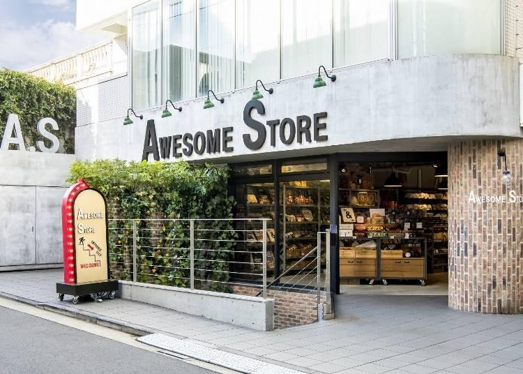 デザインもクオリティも価格もスゴイ!『AWESOME STORE原宿表参道店』
