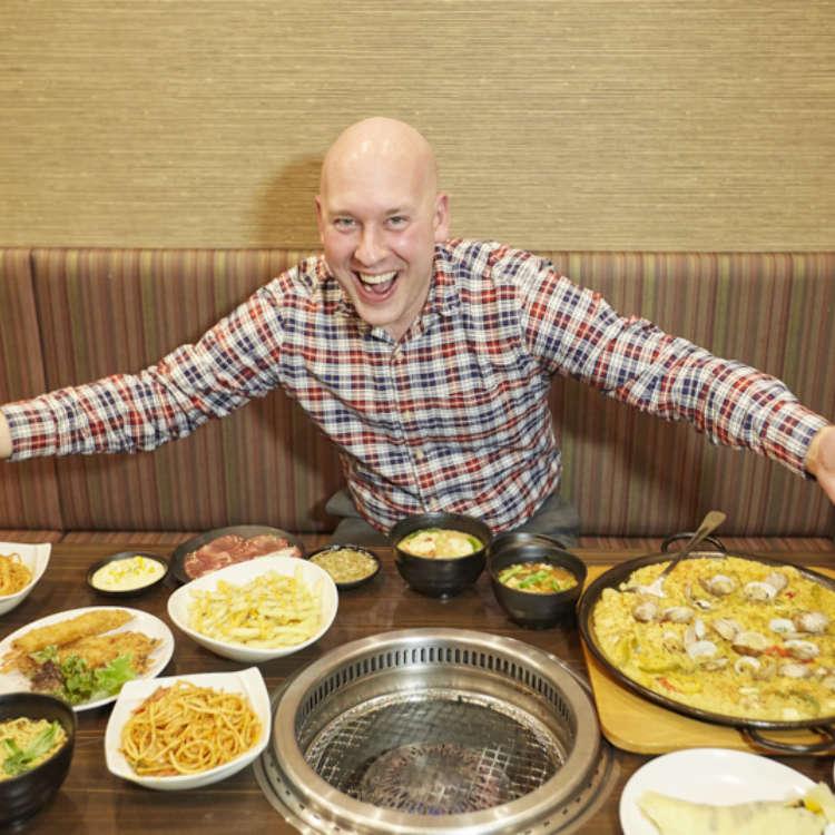 アメリカ人が食べ放題「すたみな太郎NEXT」に行ってみた!日本の進化系バイキングレストランの実力はいかに…