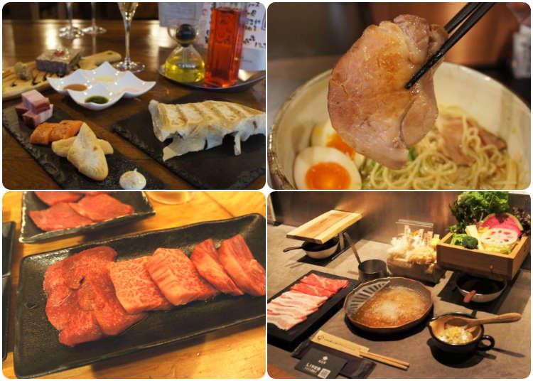 走吧,孤獨的美食家們!東京一個人吃飯也很自在的餐廳
