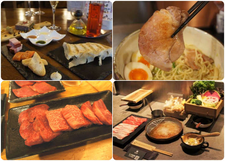 Solo Traveling: Enjoying a Tasty Night Out in Tokyo!