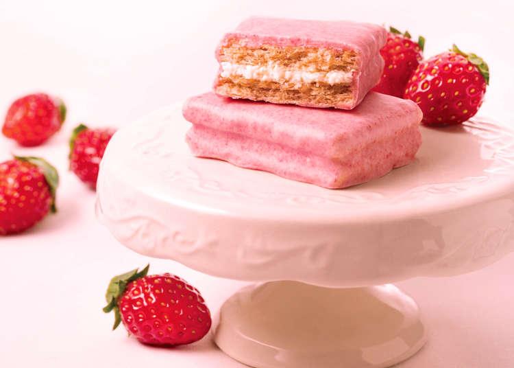 春季限定的酸甜滋味「Sugar Butter Tree草莓奶油夾心派」期間限定新登場!
