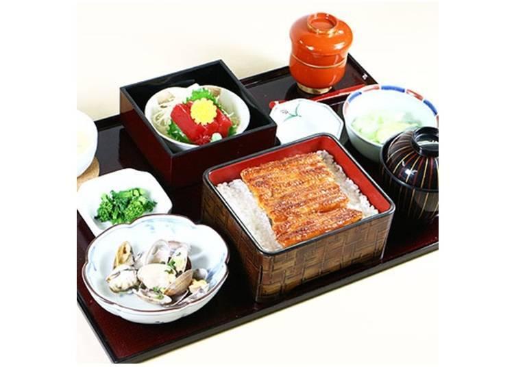 來這裡品嚐絕品鰻魚飯與當季料理的美味吧!/鰻 澀谷松川(東急百貨 東橫店 西館9樓)