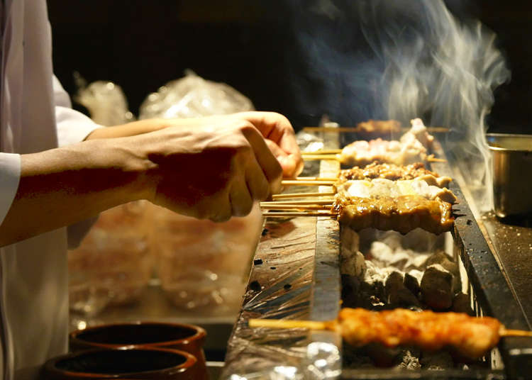 Phrases, Tips & More: The Complete Guide to Yakitori - Japan's famous grilled chicken skewers!