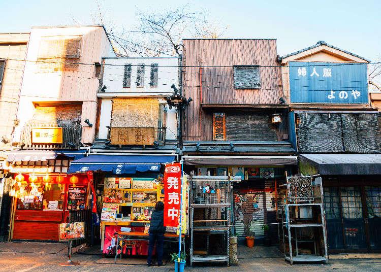 【駅徒歩3分圏内】浅草観光で立ち寄りたい!裏通りの土産専門店9選