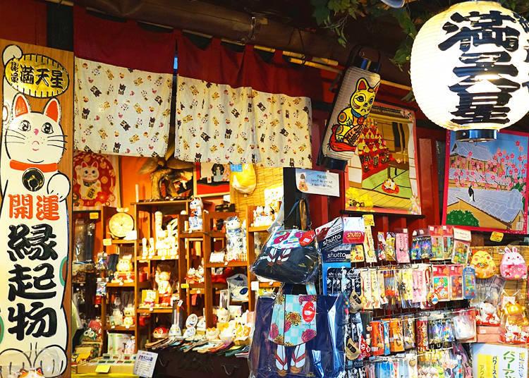 5. A Cat Lover's Paradise — Asakusa Mantenboshi
