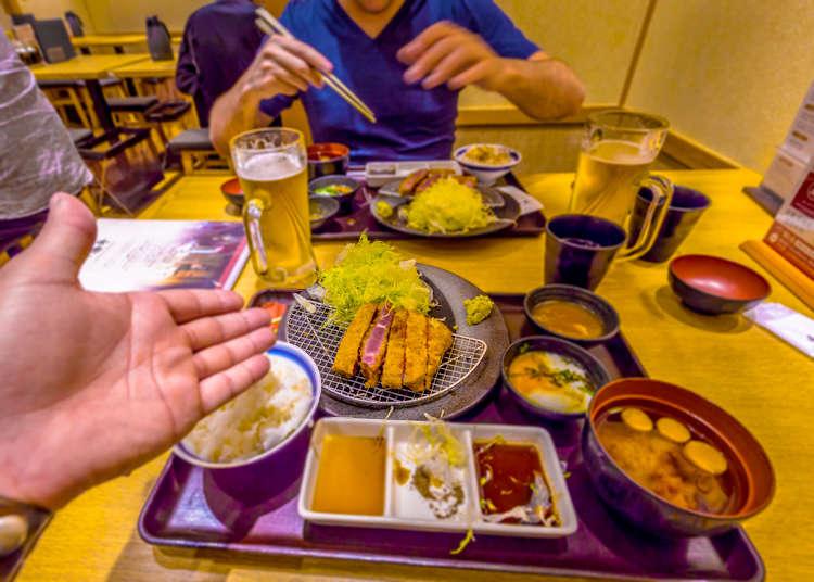 Japanese Food Fight! 8 Similar Fried Dishes