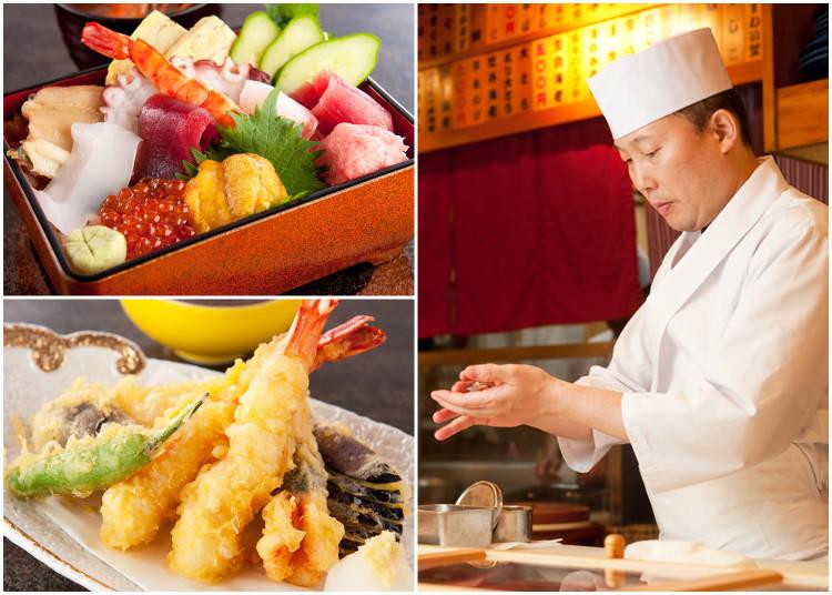 Sushi - Asakusa Sushi Ken