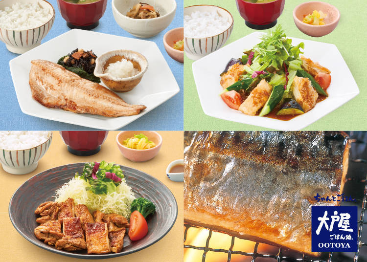 Reason #2 for Ootoya's Popularity: Never Compromising on Cooking Food Within the Premises