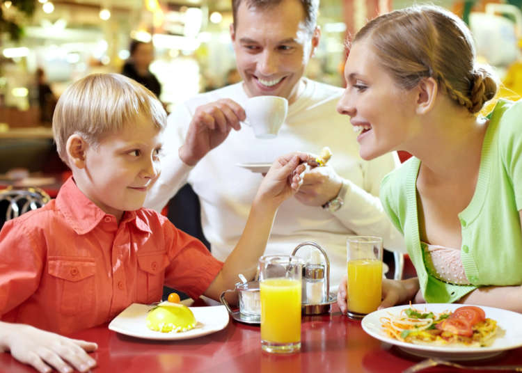 Great Savings & Quality - Family Restaurants in Japan!