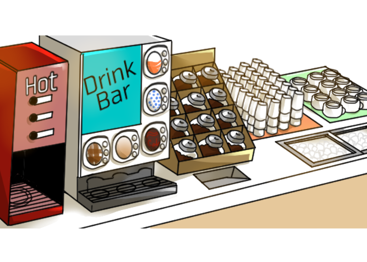 Typical Drink Options