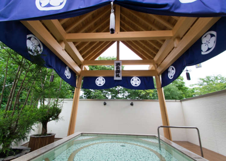 'Sumo Spas' and More: Top 3 Recommended Day Spas in Chichibu Onsen!