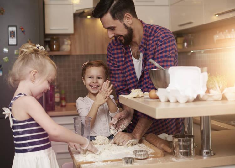 4:フランスでは、男性が家事をするのは当たり前