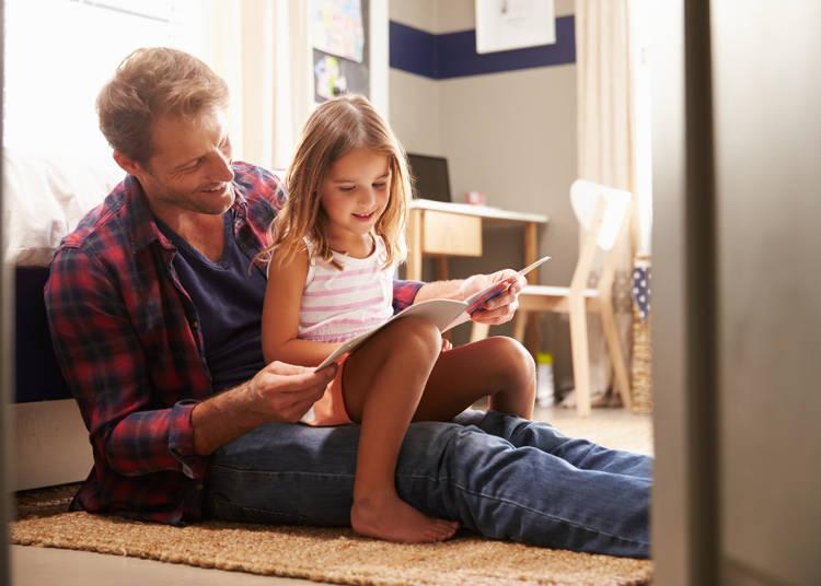 3:フランス人男性は、育児にかなり積極的!