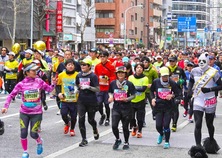 Tokyo Marathon 2019 Dates