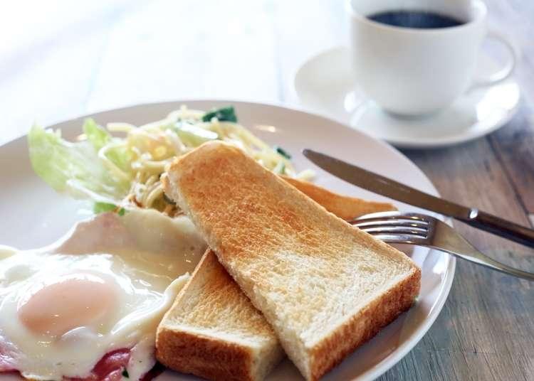 新宿早餐去哪吃?精選5間新宿站5分鐘內的早晨餐廳 和式西式任你挑!